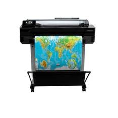 "HP PLOTTER HP DESIGNJET T520 A0 36""/ 2400PPP/ 1GB/ USB/ RED/ WIFI"