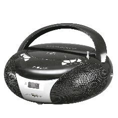 NEVIR RADIO CD MP3 NEVIR NVR-448 NEGRO USB