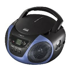 NEVIR RADIO CD MP3 NEVIR NVR-459 AZUL