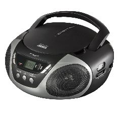 NEVIR RADIO CD MP3 NEVIR NVR-459 PLATA