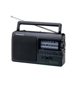 PANASONIC ESPAÑA, S.A. RADIO PANASONIC RF-3500 SINTONIZADOR FM/ AM/ LW/ SW ANALOGICO/ DIGITAL/ PORTATIL/
