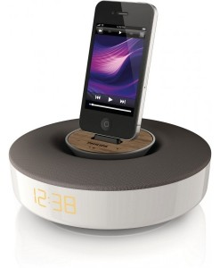 PHILIPS RELOJ PHILIPS DS1150 CON ALTAVOZ DOCKING PARA IPOD / IPHONE