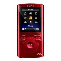 SONY ESPAÑA S.A REPRODUCTOR MP3 SONY 8GB LCD ROJO