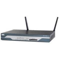 CISCO ROUTER CISCO 1841 2 PTOS 2XRANURA EXPASION 2X100TX 1USB