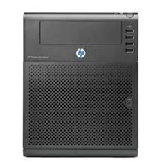 HP SERVIDOR HP PROLIANT MICROSERVER G7 250GB - FORMATO ULTRAMICROTORRE - PROCESADOR AMD TURION N54L DE 2 NUCLEOS, 2.2GHZ Y 2MB DE CACHE DE NIVEL 2 - 2 RANURAS DIMM -2GB RAM