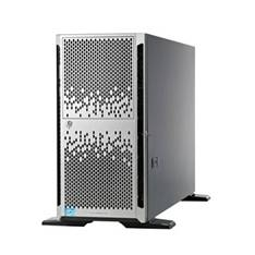 HP SERVIDOR HP PROLIANT ML350E G8 XEON E5-2407 2.2 GHz / 2GB DDR3 / 500GB SATA LFF / DVD-RW / MATROX G200/ARRAY B120I