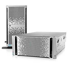 "HP SERVIDOR HP PROLIANT ML350P G8 XEON E5-2609 2.4 GHz / 4GB / DISCO DURO HDD 2.5"" SFF/ P420I 512MB FBWC/ 460W CS GOLD"