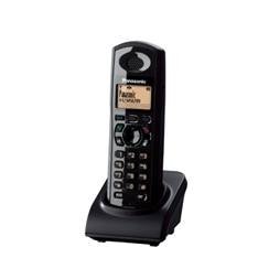 PANASONIC ESPAÑA, S.A. SUPLETORIO TELEFONO INALAMBRICO DIGITAL DECT PANASONIC KX-TGA648EXT PARA TG6481 NEGRO