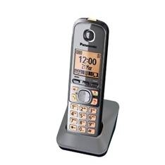 PANASONIC ESPAÑA, S.A. SUPLETORIO TELEFONO INALAMBRICO DIGITAL DECT PANASONIC KX-TGA671EXM PARA TG67XX GRIS