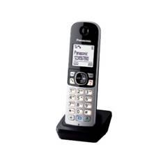 PANASONIC ESPAÑA, S.A. SUPLETORIO TELEFONO INALAMBRICO DIGITAL DECT PANASONIC KX-TGA681EXB PARA TG68XX NEGRO