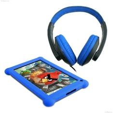 "POINT OF VIEW B.V. TABLET PC POINT OF VIEW MOBII 703 / LCD 7"" CAPACITIVA / ANDROID 4.1 / 512MB DDR3 / 8GB / WIFI / CAMARA FRONTAL 0.3MP / + AURICULARES Y FUNDA DE PROTECCION AZUL"