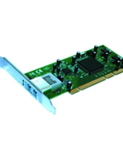 OVISLINK TARJETA ETHERNET PCI 1000 MBPS FIBRA OPTICA 32/64B TIPO SC