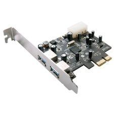 LONGSHINE IBERIA S.L. TARJETA PCI EXPRESS X1, 2 PUERTOS USB 3.0 5GBPS
