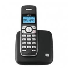 AEG TELECOMUNICAÇOES, S.A. TELEFONO INALAMBRICO DECT AEG VOXTEL D-200 DISPLAY LCD, NEGRO