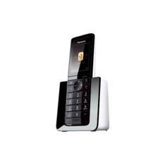 PANASONIC ESPAÑA, S.A. TELEFONO INALAMBRICO DIGITAL DECT PANASONIC KX-PRS110SPW DISEÑO PREMIUM LCD ILUMINADO BLANCO