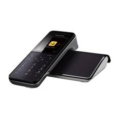 PANASONIC ESPAÑA, S.A. TELEFONO INALAMBRICO DIGITAL DECT PANASONIC KX-PRW110SPW PREMIUM CONEXION SMARTPHONE LCD ILUMINADO