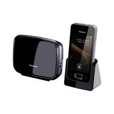 PANASONIC ESPAÑA, S.A. TELEFONO INALAMBRICO DIGITAL DECT PANASONIC KX-PRX150SPB PREMIUM PANTALLA TACTIL 3G WIFI