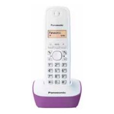 PANASONIC ESPAÑA, S.A. TELEFONO INALAMBRICO DIGITAL DECT PANASONIC KX-TG1611SPF, MONO, PURPURA