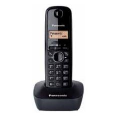 PANASONIC ESPAÑA, S.A. TELEFONO INALAMBRICO DIGITAL DECT PANASONIC KX-TG1611SPH, MONO, NEGRO