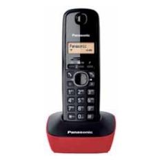 PANASONIC ESPAÑA, S.A. TELEFONO INALAMBRICO DIGITAL DECT PANASONIC KX-TG1611SPR, MONO, ROJO