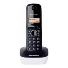 PANASONIC ESPAÑA, S.A. TELEFONO INALAMBRICO DIGITAL DECT PANASONIC KX-TG1611SPW, MONO, BLANCO