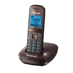 PANASONIC ESPAÑA, S.A. TELEFONO INALAMBRICO DIGITAL DECT PANASONIC KX-TG5511SPA, MARRON CHOCOLATE