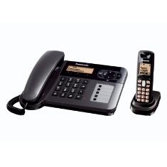 PANASONIC ESPAÑA, S.A. TELEFONO INALAMBRICO DIGITAL DECT PANASONIC KX-TG6451EX2, 2 EN 1, TELEFONO-SOBREMESA