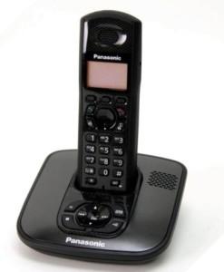 PANASONIC ESPAÑA, S.A. TELEFONO INALAMBRICO DIGITAL DECT PANASONIC KX-TG6481EXT RESISTENTE A SALPICADURAS, CAIDAS OCASIONALES, POLVO