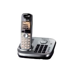 PANASONIC ESPAÑA, S.A. TELEFONO INALAMBRICO DIGITAL DECT PANASONIC KX-TG6651SPM MANOS LIBRES TECLADO ILUMINADO