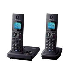 PANASONIC ESPAÑA, S.A. TELEFONO INALAMBRICO DIGITAL DECT PANASONIC KX-TG7852SPB, DUO