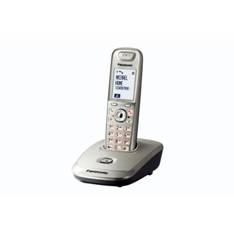 PANASONIC ESPAÑA, S.A. TELEFONO INALAMBRICO DIGITAL PANASONIC KX-TG7511SPN MANOS LIBRES PLATINO