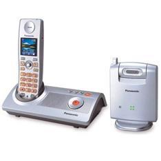 PANASONIC ESPAÑA, S.A. TELEFONO INALAMBRICO DIGITAL PANASONIC KX-TG9140 CON CAMARA, CONTESTADOR DIGITAL Y PANTALLA A COLOR