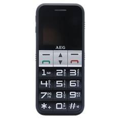 "AEG TELECOMUNICAÇOES, S.A. TELEFONO MOVIL AEG S180 PANTALLA 1.7""  16GB / CAMARA, LIBRE, RADIO , ESPECIAL ABUELOS"