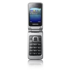 SAMSUNG ELECTRONICS IBERIA S.A TELEFONO SAMSUNG CITRUS C3520 '' METALIC SILVER LIBRE