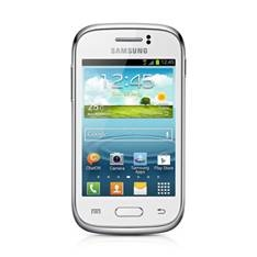 SAMSUNG ELECTRONICS IBERIA S.A TELEFONO SAMSUNG GALAXY YOUNG S6310 SMARTPHONE BLANCO 3.27'',  4GB, ANDROID 4.1, CAMARA 3 MP