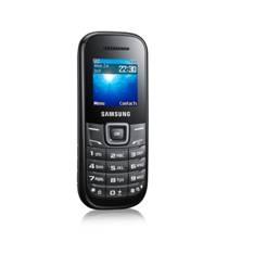 SAMSUNG ELECTRONICS IBERIA S.A TELEFONO SAMSUNG KEYSTONE E1200 1.52'' ANTIPOLVO LIBRE/ MIDI/ MP3