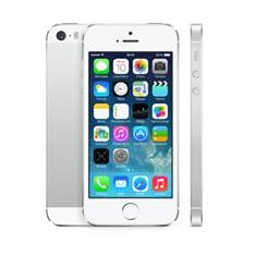 APPLE 2 TELEFONO SMARTPHONE APPLE IPHONE 5S 16GB SILVER / PLATA / BLANCO MODELO USA