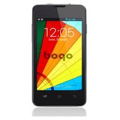 """BOGO TELEFONO SMARTPHONE BOGO FRSP4 4"""" / DUAL CORE 1.3 GHZ / 512MB / 4GB / CAMARA TRASERA Y FRONTAL / LIBRE / DUAL SIM / ANDROID"""