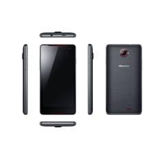 "HISENSE ELECTRÓNIC IBERIA S.L TELEFONO SMARTPHONE HISENSE HS-U98 PANTALLA 4.5"" QHD  IPS/ QUAD CORE 1.2 GHZ / 1GB DDR3 / 4GB / CAMARA TRASERA  8 MP FLASH Y FRONTAL 2MP / 3G /  LIBRE NEGRO"