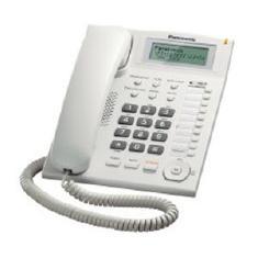 PANASONIC ESPAÑA, S.A. TELEFONO SOBREMESA PANASONIC KX-TS880EXW BLANCO