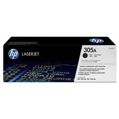 HP TONER HP 305A CE412A NEGRO 2600PAG LASERJET PRO 300 M351A, 300  MFP M375NW, 400 M451, 400 MFP M475