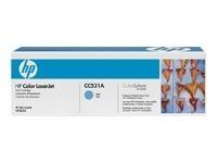 HP TONER HP CC531A CIAN 2800 PÁGINA CM2320/ CP2025