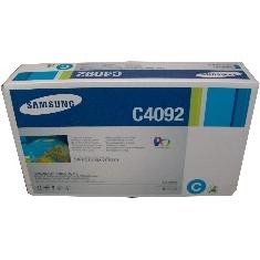 SAMSUNG ELECTRONICS IBERIA S.A TONER SAMSUNG CLT-C4092S/EL CIAN 1000 PAGINAS CLP-310/N/ CLP-315/W/ CLX-3170FN/  CLX-3175/N/FN/FW