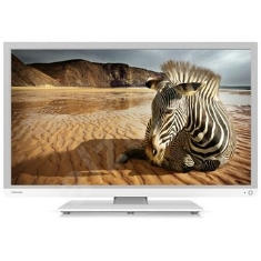 "TOSHIBA TV LED TOSHIBA 32"" 32W1334 HD TDT HD USB HDMI MODO HOTEL WHITE"