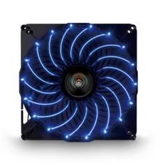 ENERMAX VENTILADOR LED AZUL SILENCIOSO T.B APOLLISH  UCTA18A-BL ENERMAX PARA INTERIOR CAJA ORDENADOR 18 CM