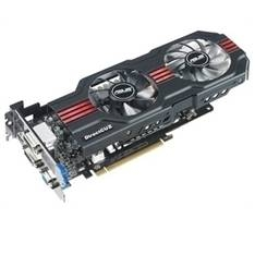 ASUS VGA ASUS NVIDIA GeForce GT 660 Ti DC2 2GD GDDR5, HDMI, DVI