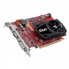 CLUB-3D VGA ATI RADEON HD 6570 2GB GDDR3, PCI EXPRESS 2.1, VGA, DVI, HDMI, CLUB 3D