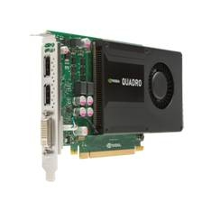 HP VGA HP NVIDIA QUADRO K2000 2GB GDDR5 SDRAM PCI EXPRESS