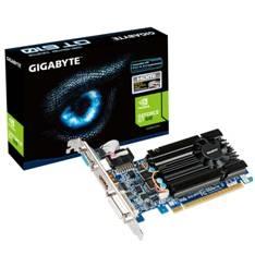GIGABYTE VGA NVIDIA G-FORCE GT 610, 2GB, GDDR3, DVI, HDMI, GIGABYTE