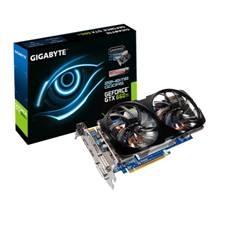GIGABYTE VGA NVIDIA G-FORCE GT 660 OC 2GB, GDDR5, DVI, HDMI, GIGABYTE